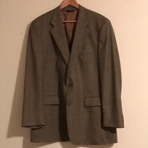 Brooks Brother's 346 Sport Coat 44L Wool